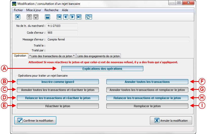 A   Le bouton « Explication des opérations » permet de recevoir des  explications sur les opérations disponibles pour un rejet précis. 316715496c3